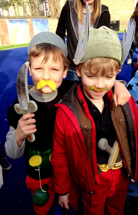 World Book Day Asterix