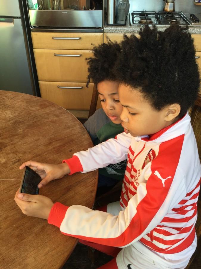 Airside Andy kids app