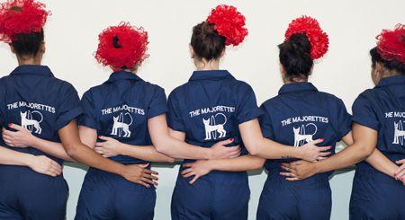 Marawa's Majorettes