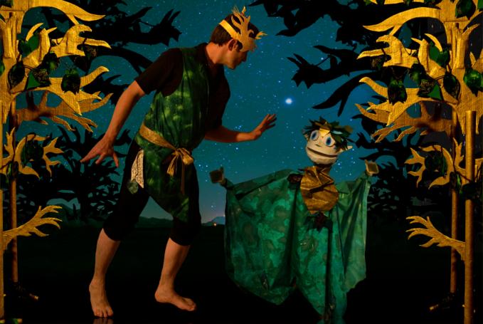 Midsummer Nights Dream Little Angel Theatre