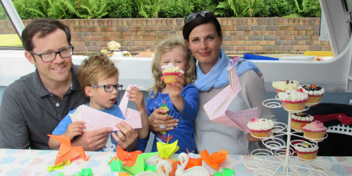 Mothers Day Origami Poetry Cafe