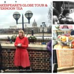 Shakespeare's Globe Theatre Tour and Afternoon Tea at The Swan