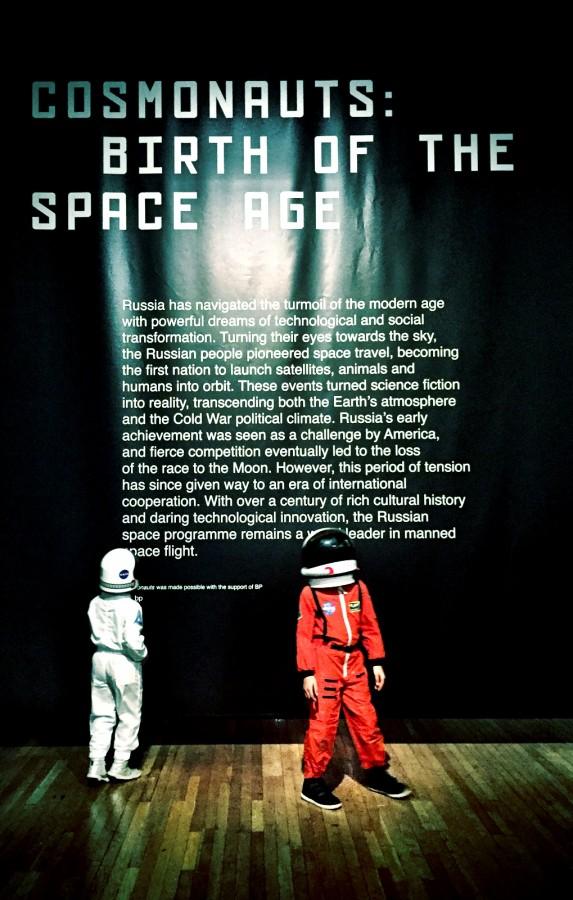 Space Kids Cosmonauts