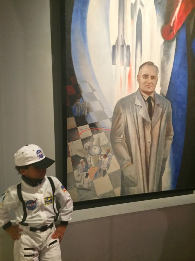 Space Kids Cosmonauts Yuri Korolev Chief Designer Soviet Space Programme