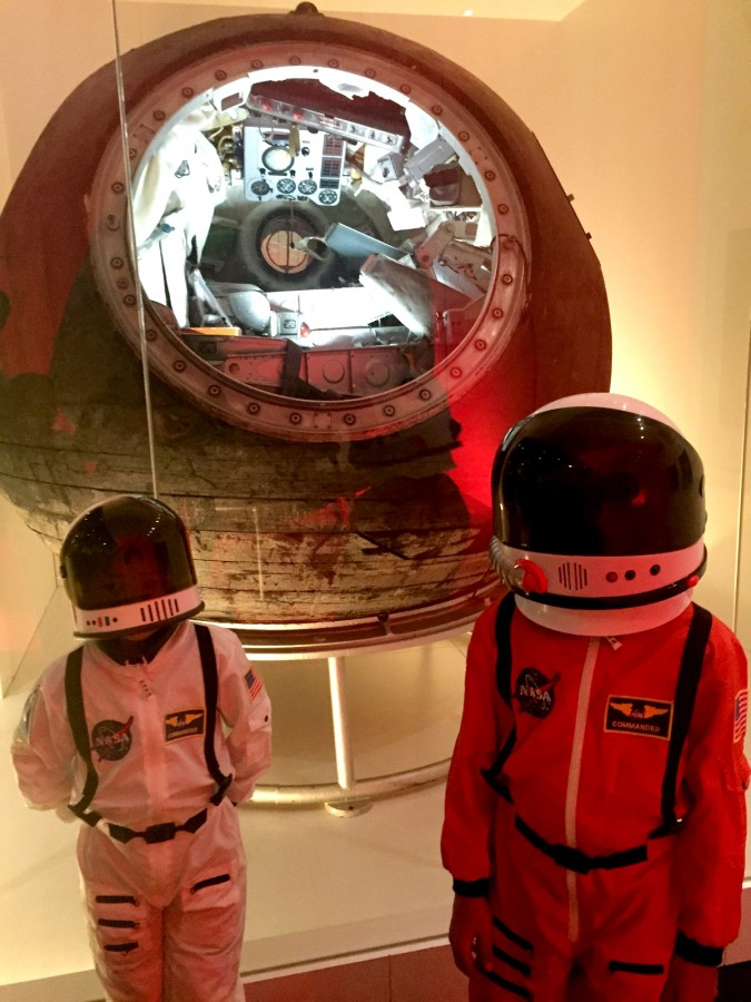 Space Kids Cosmonauts capsule