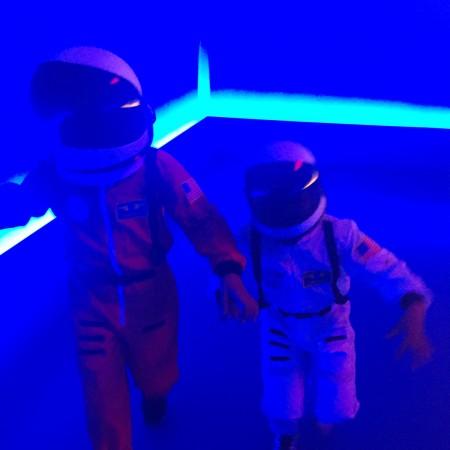 Space Kids Moonwalk
