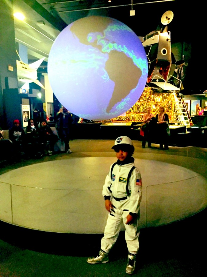 Space Kids planet
