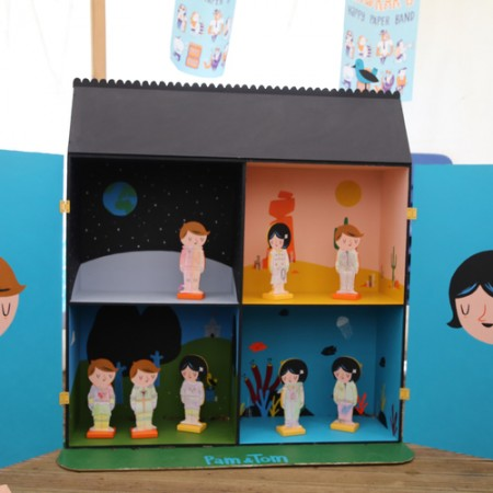 Anorak The Drawing Imaginarium photo by Ailsa Rham