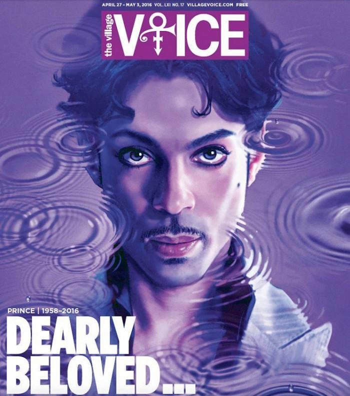 Prince Village Voice