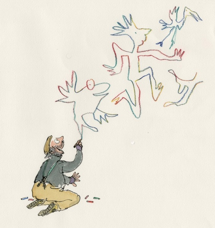 Quentin Blake Seven Kinds of Magic