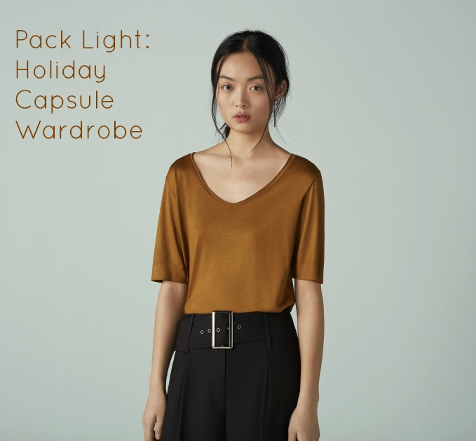 Lyst Holiday Capsule Wardrobe
