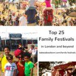 Top 25 Family Festivals London