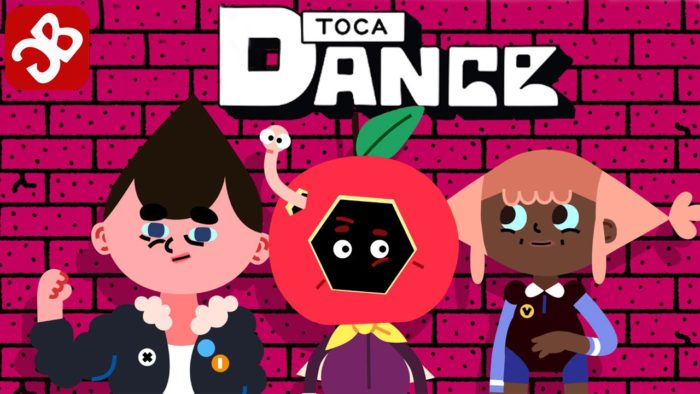 Apps for Kids: Toca Dance