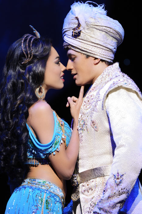 Disney's Aladdin the Musical (Babes Review)