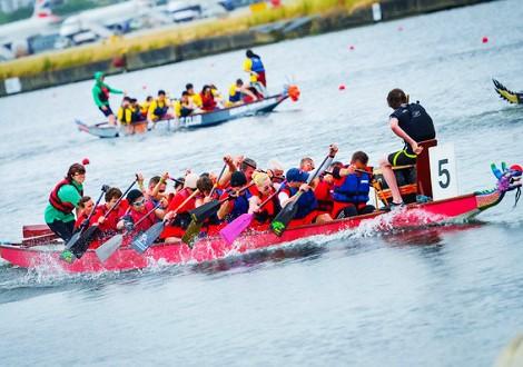 London Hong Kong Dragon Boats Festival