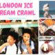 London ice cream crawl