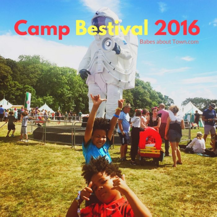 Camp Bestival 2016: A Festival in Space