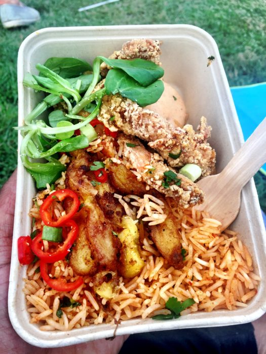 Camp Bestival 2016 Zoes Ghana Kitchen