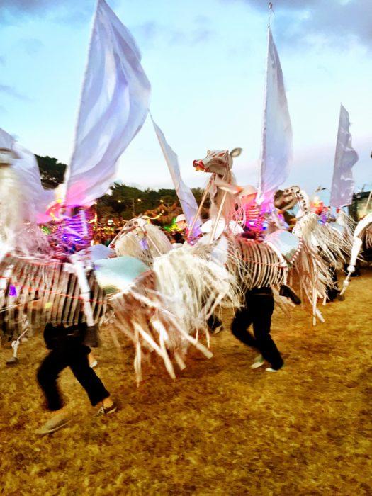 Camp Bestival 2016 carnival n