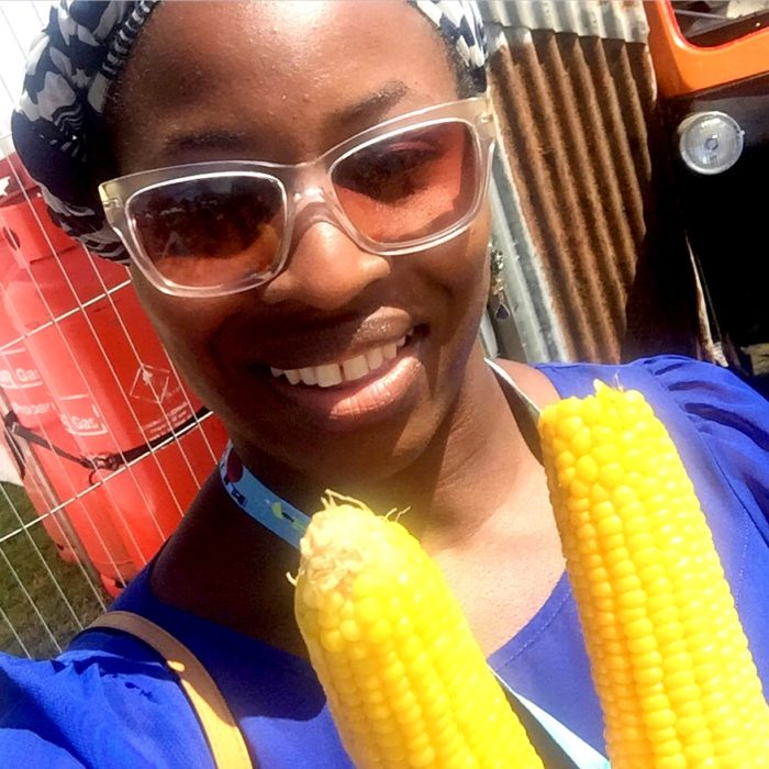 Camp Bestival 2016 corn
