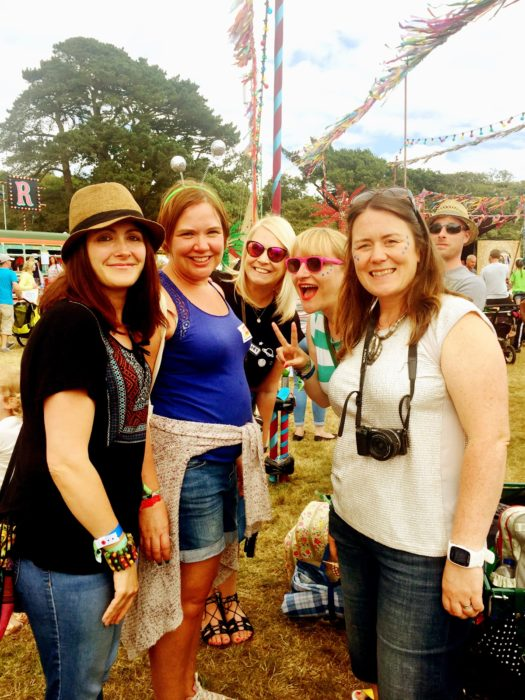 Camp Bestival 2016 official bloggers