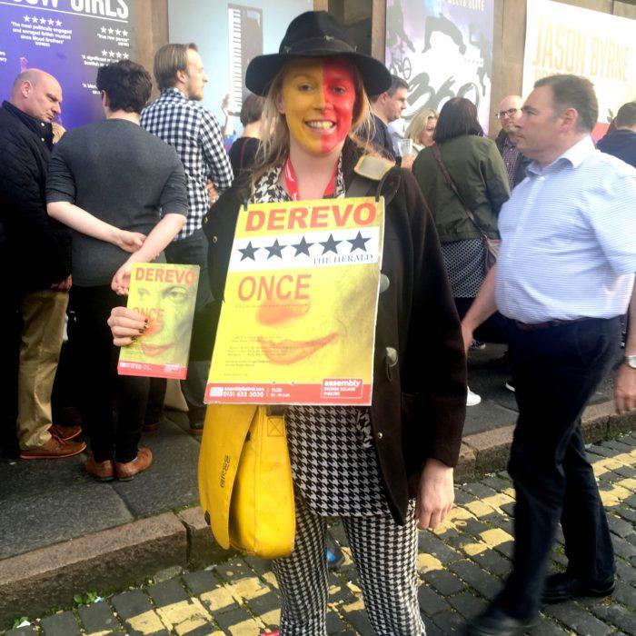 Edinburgh Festival Fringe flyers