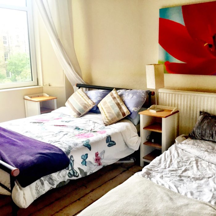 Edinburgh Fringe Air B&B