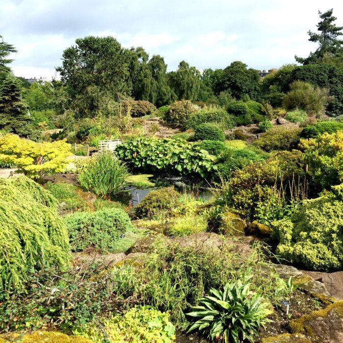 Edinburgh Fringe Royal Botanic Gardens