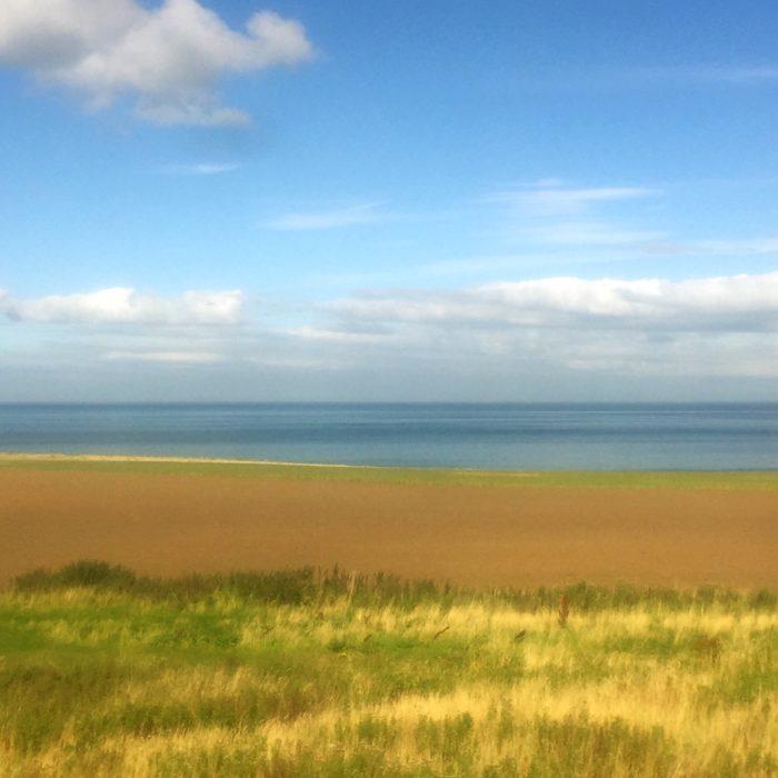 Edinburgh Fringe coastline