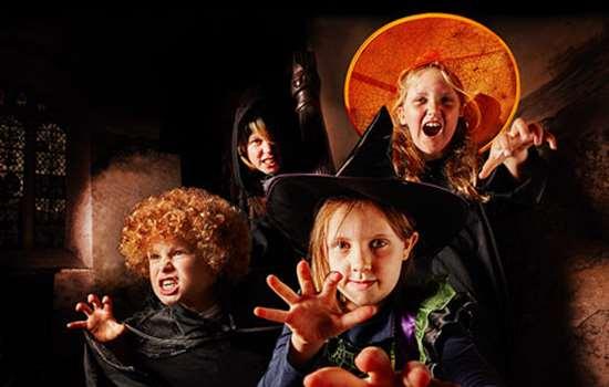 Eltham Palace Halloween