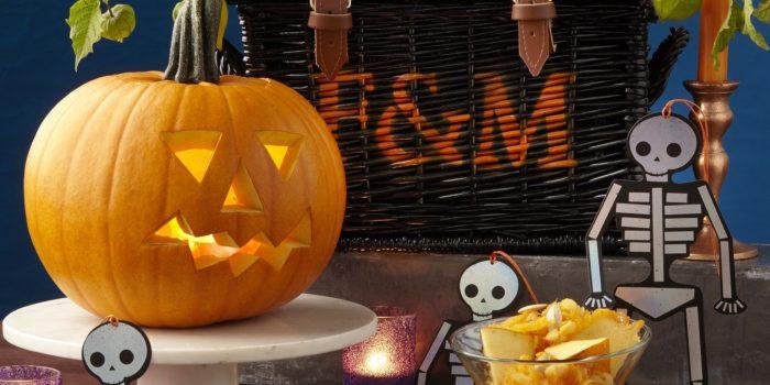 Pumpkin Carving Fortnum and Mason