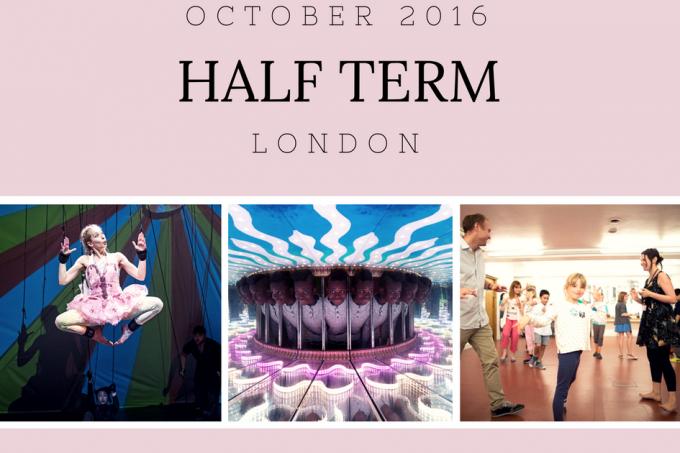 October Half Term