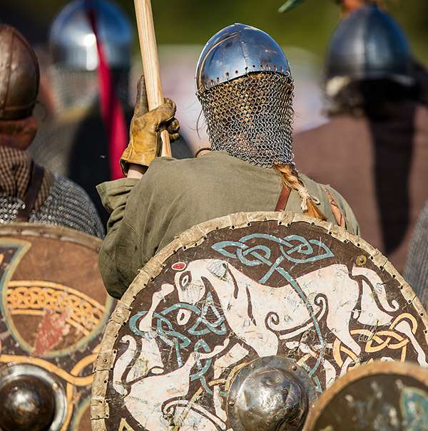 Battle of Hastings Hyde Park