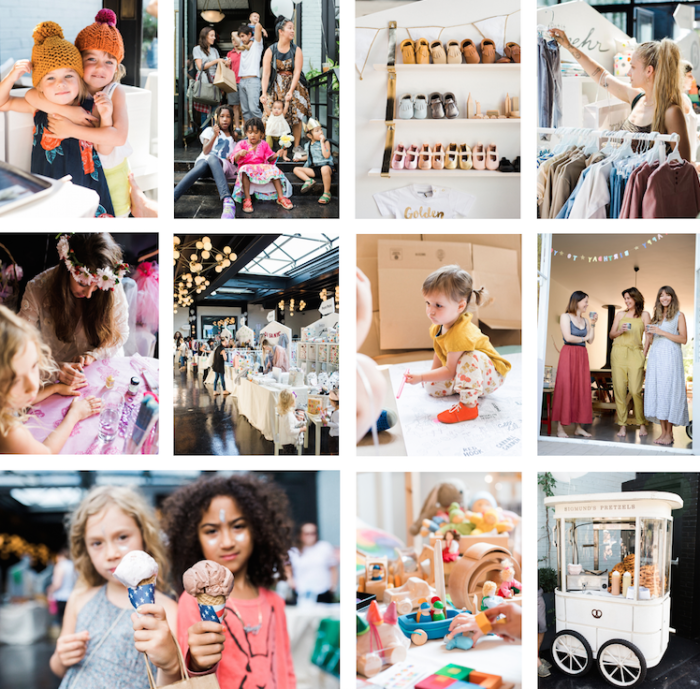 Babyccino Kids The Shop Up at Chelsea Old Town Hall