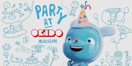 Okido family party