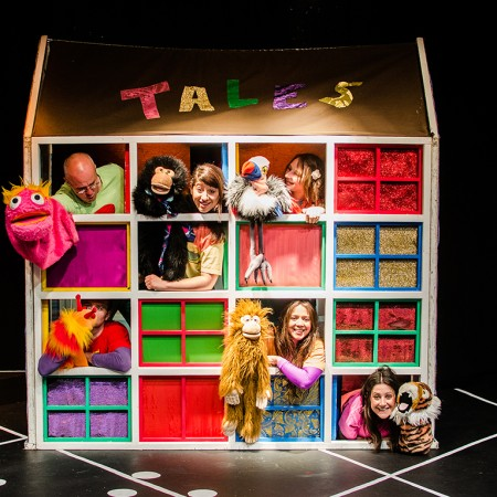 Tales from the Shed at Old Vic