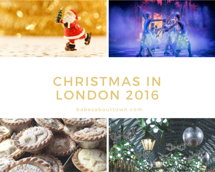 Christmas in London 2016