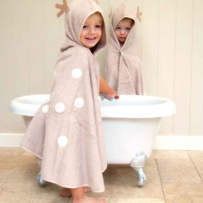 Cuddledry Kids dress up towel Cuddledeer
