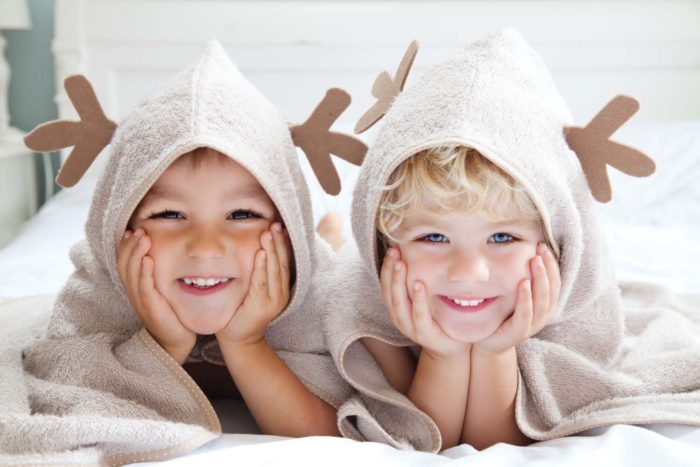 Cuddledry Kids Dress Up Towel (12 Days of Xmas 2016)