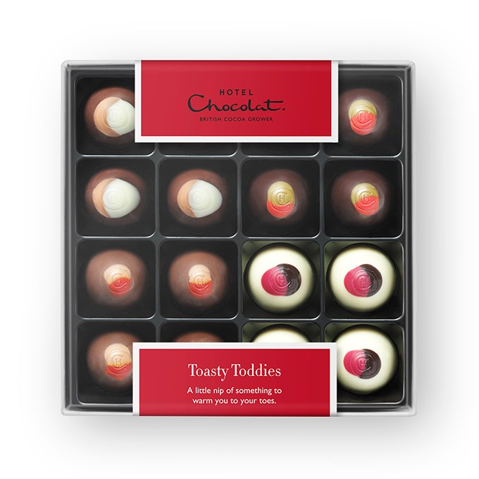 Hotel Chocolat Toasty Toddies