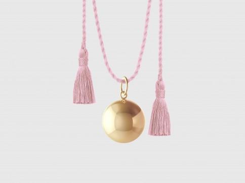 Ilado Paris Joy pink pregnancy necklace