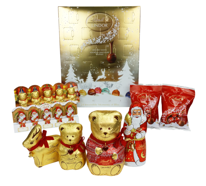 Lindt Chocolate hamper (12 Days of Xmas 2016)