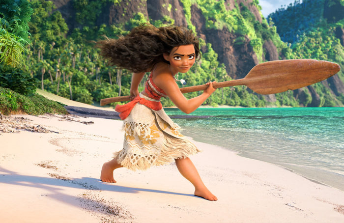 Moana: Disney's Feisty New Heroine