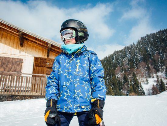 Muddy Puddles Snowstorm ski jacket