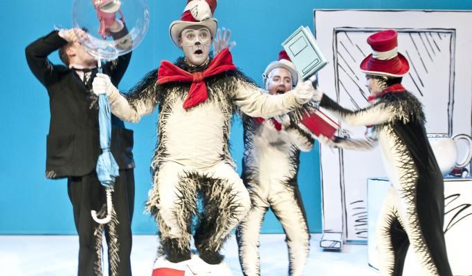 Top London Christmas Theatre for Families