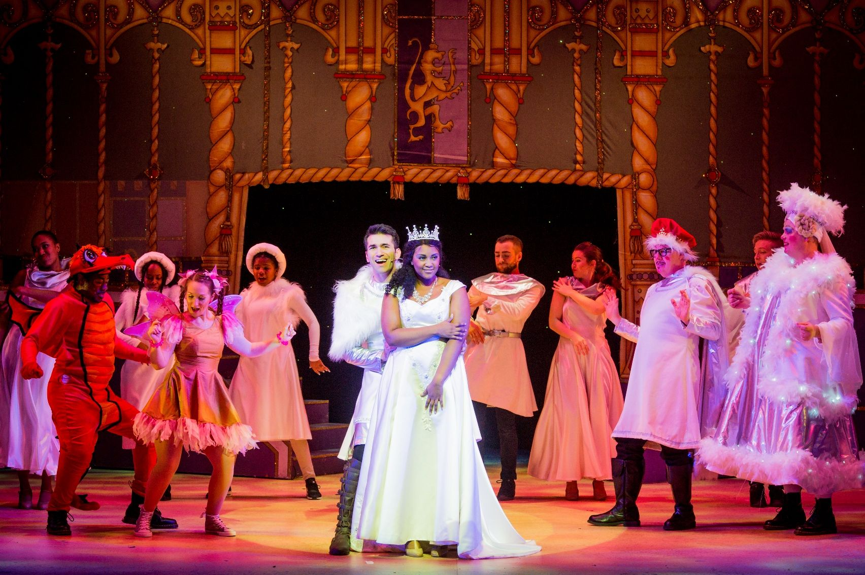 Sleeping Beauty | Hackney Empire Panto 2016 - Babes About Town