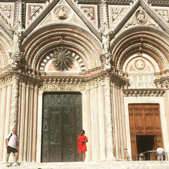 Villa Pia day trips: seeing the sights in Siena