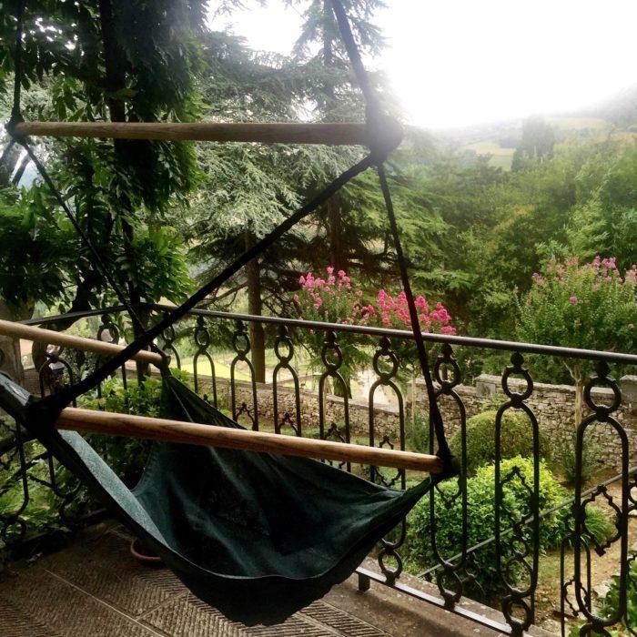 Villa Pia favourite hammock