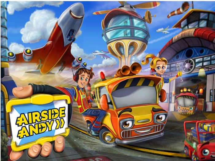 Best Kids Apps 2017: Airside Andy!