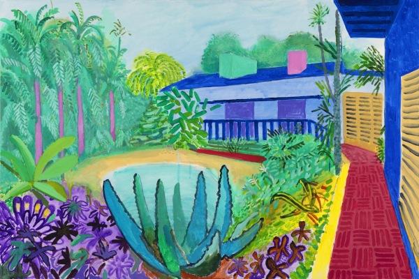 David Hockney at Tate